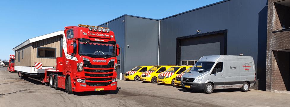 Van Lambalgen Speciaal Transport Wekerom (1)